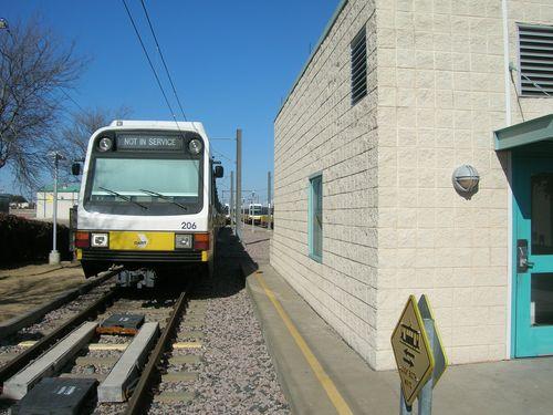 train row