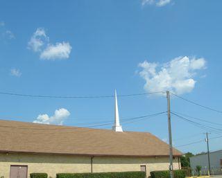 short steeple