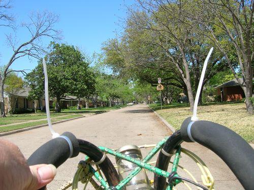 greening suburban dallas