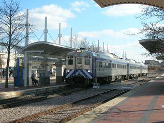 a BUD rtc train
