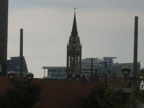 down town steeple