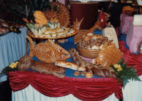Cruse ship bread