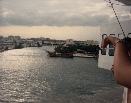 Bye bye harbor