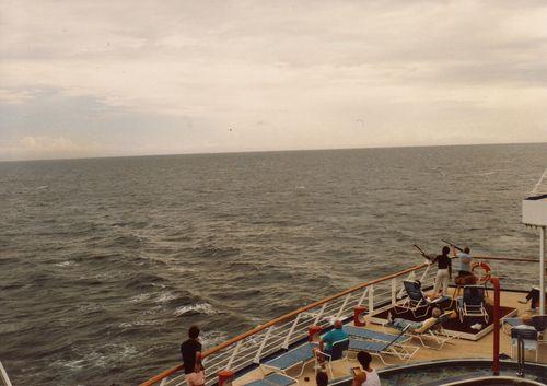 Ocean horizens
