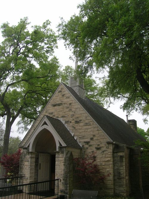 A steeple to remember