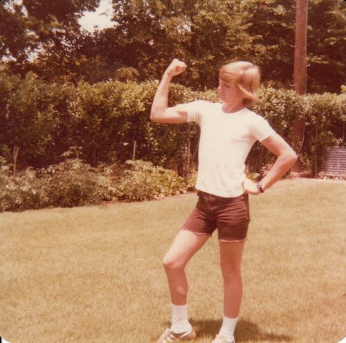Me thinking i had muscles in 1978